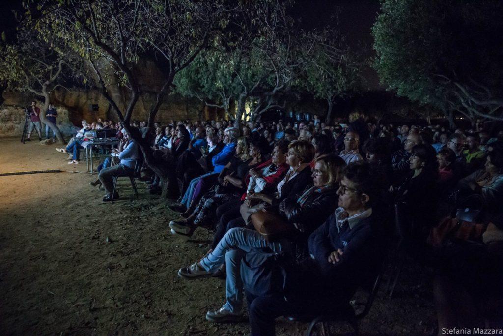 Fonte: Festival cinema dei Templi di Leandro Picaresca, 2016