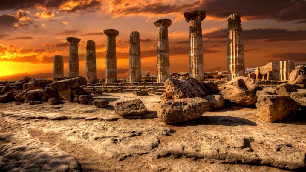 Tempio di Ercole - Valle dei Templi